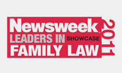 NewsWeek Leaders in Showcase Family Law 2011