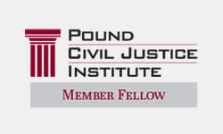Pound Civil Justice Institute Member Fellow
